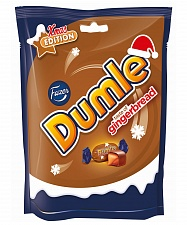 Dumle Gingerbread Flavored Toffee with Milk Chocolate (Seasonal
