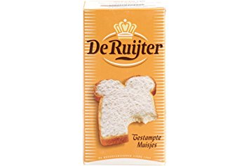 De Ruijter Gestampte Muisjes (OUT OF STOCK)