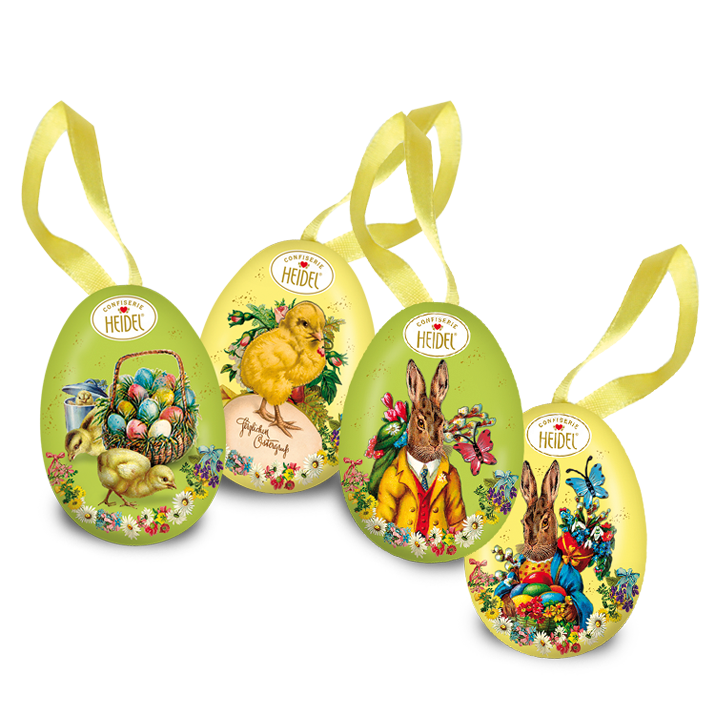 *Heidel Easter Egg w Milk Chocolate (EASTER)
