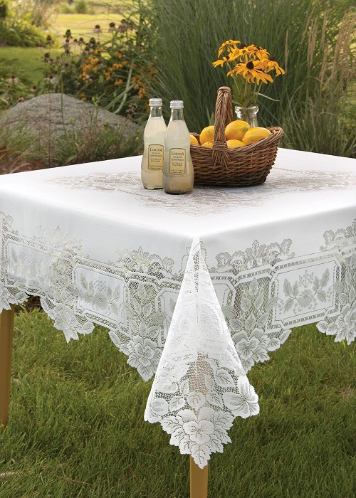 Heirloom Square Tablecloth