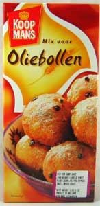 Koopman's Oliebollen Mix (1 LEFT)