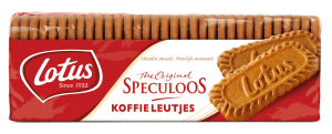 Lotus Speculoos (coffee cookies) - Vegan