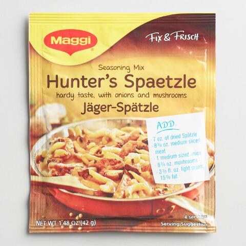 Maggi Hunter's Spaetzle Mix