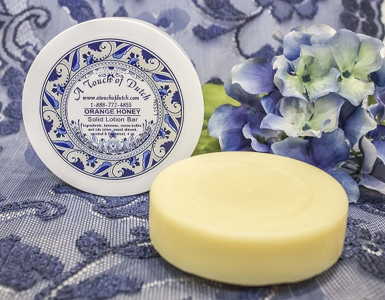 Solid Moisturizing Lotion Bar 1 oz. HALF DOZEN