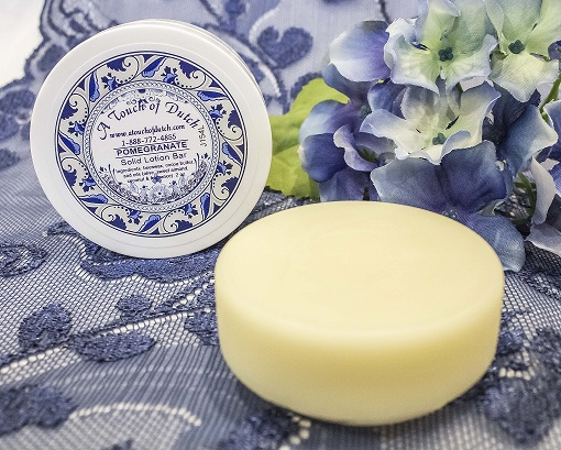 Solid Moisturizing Lotion Bar 2 oz.