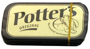 Potter's Original (Out of stock)