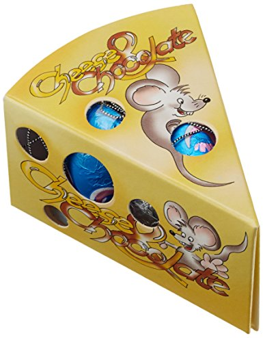 *Storz Mice chocolate in a cute cheese box (EASTER)