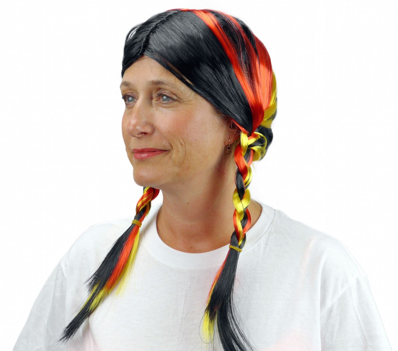 German Colors Wig (smaller size) 40% OFF! (2 Left)