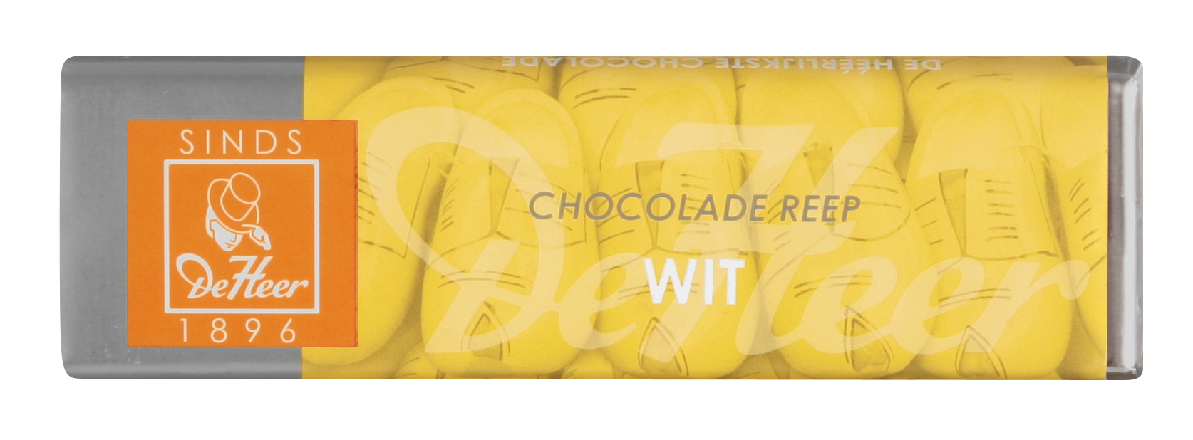 De Heer White Chocolate Bar (Wit) (OUT OF STOCK)